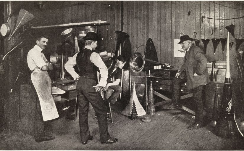 Vaškiniai Edisono cilindrai